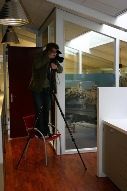Fotograaf De Ruiter.