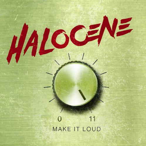 """Make It Loud"" CD"