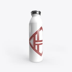 Logo Stainless Water Bottle