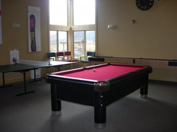 Pool Table at South Gateway