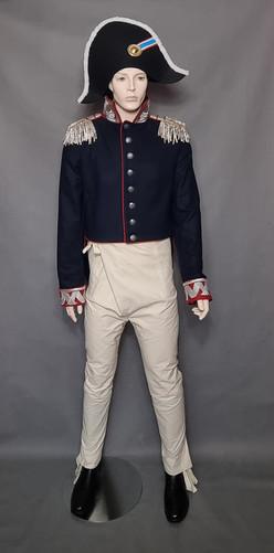 Zrekonstruowany mundur gen. Dezyderego Chłapowskiego