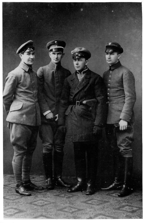 Żołnierze Chłapowscy z linii szołdrskiej