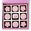 Thumbnail: Personalised Baby Girl Announcement Gift - Feet Design - 9 chocolates