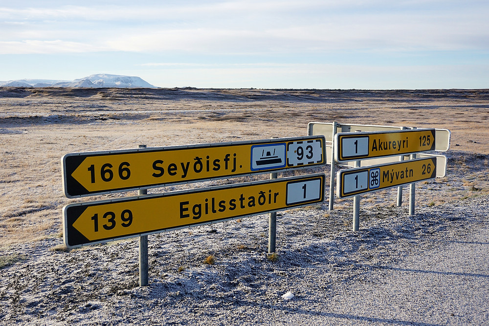 26 KM more to reach Myvatn.