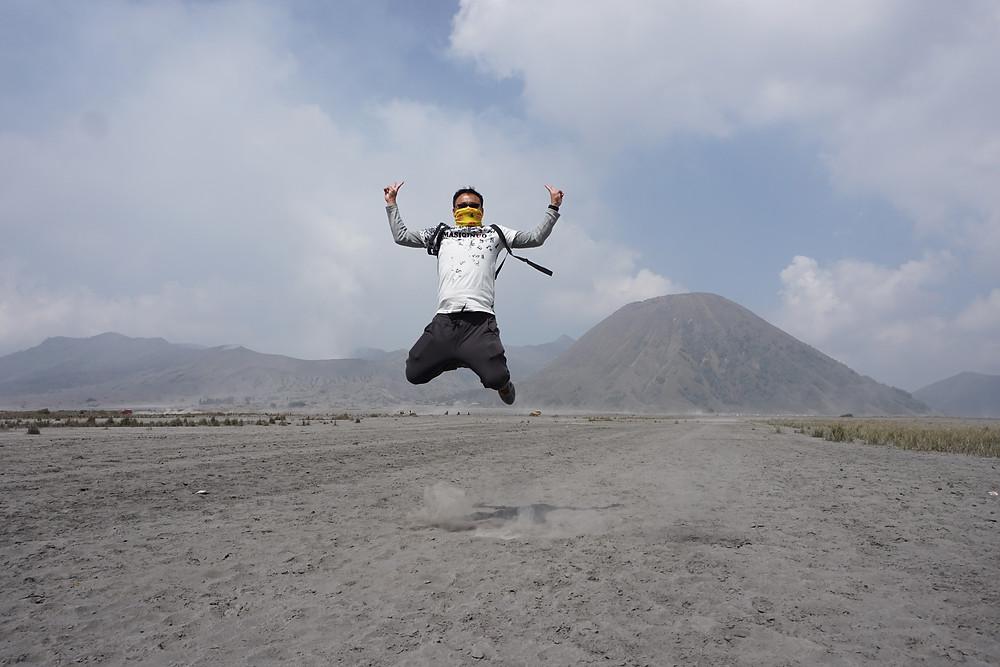 Jumping John.
