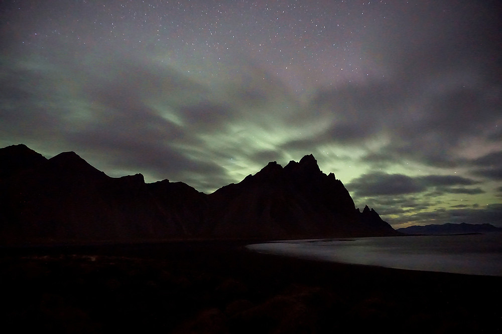 Vestrahorn view from Stokkness.