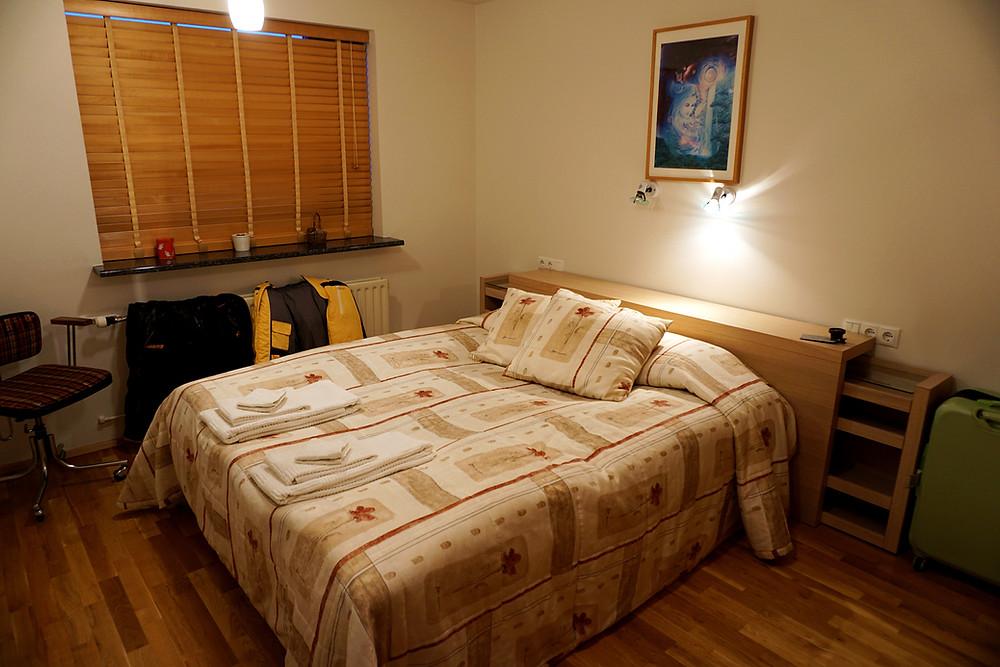 Bedroom A.