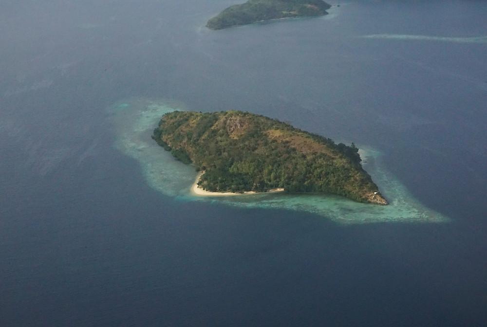Jatoy island.