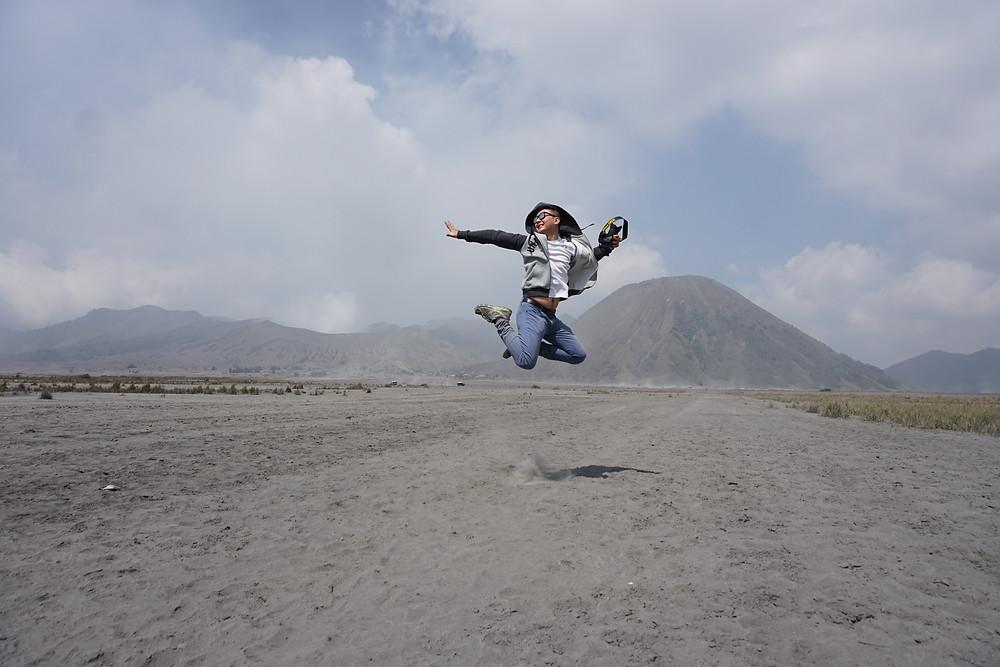 Jumping Kim.