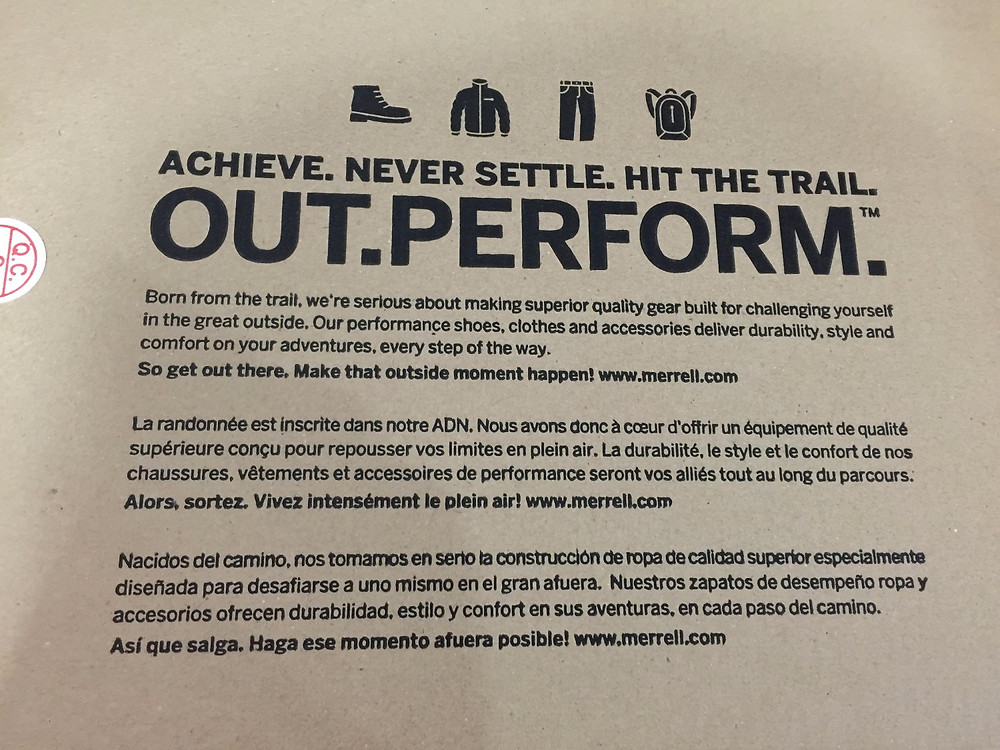 ACHIEVE.NEVER SETTLE. HIT THE TRAIL.