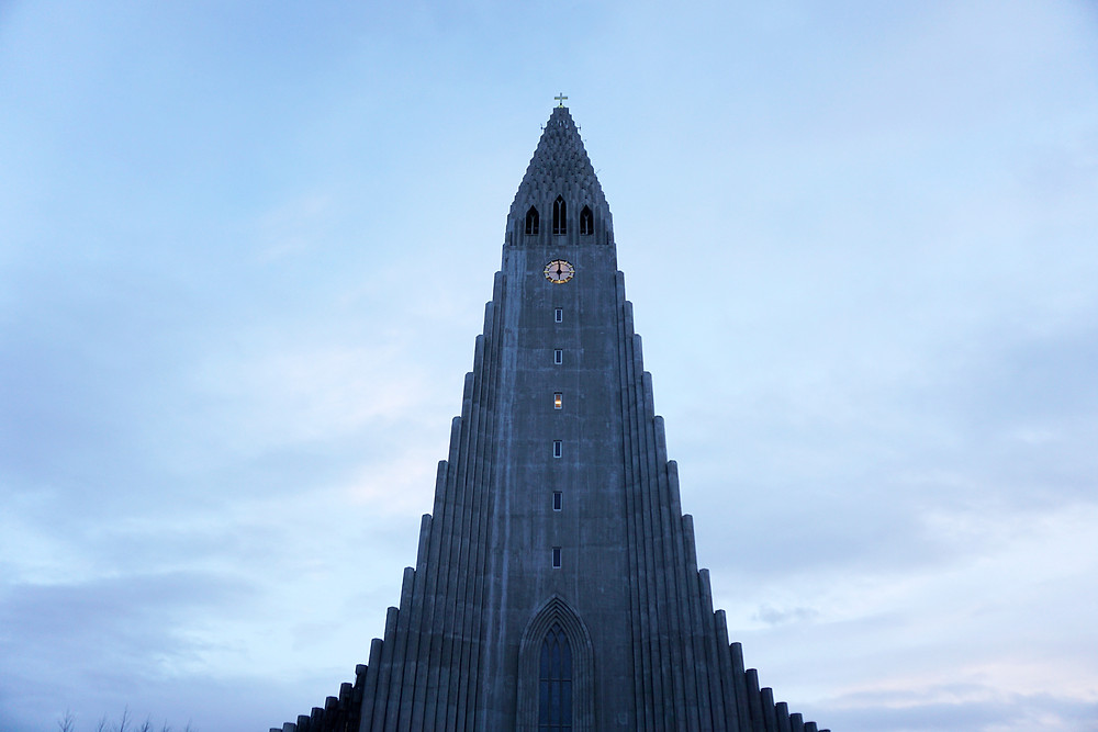 Easily the most visited church in Iceland.