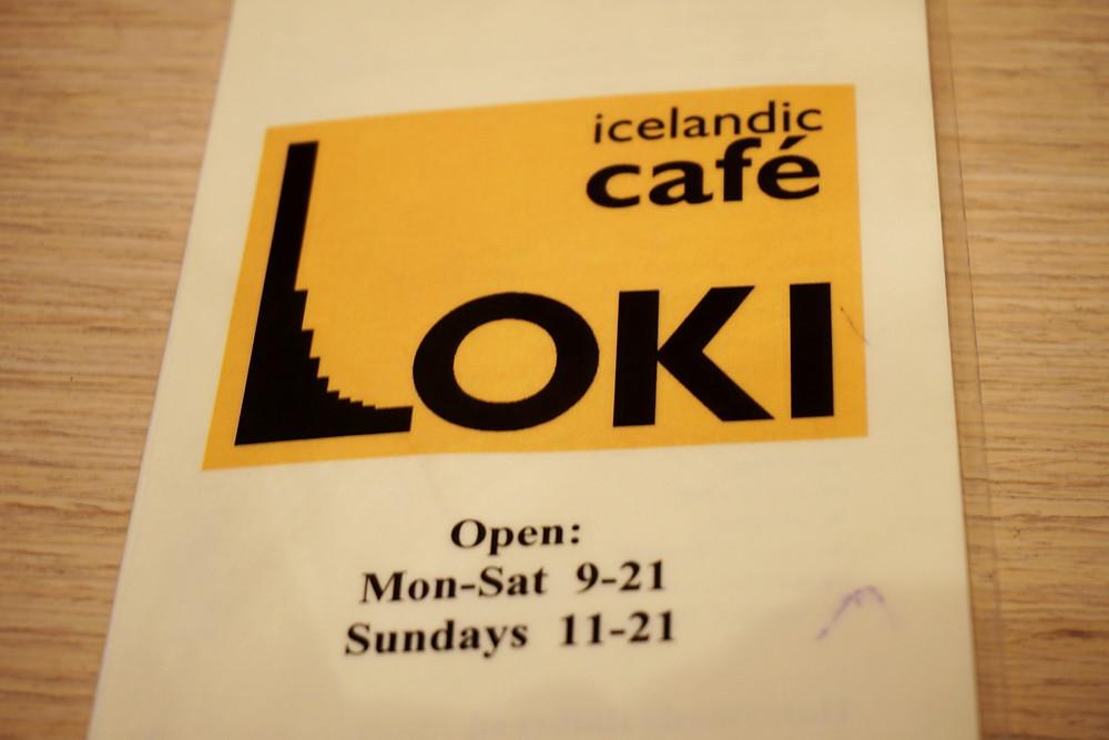 Loki cafe.