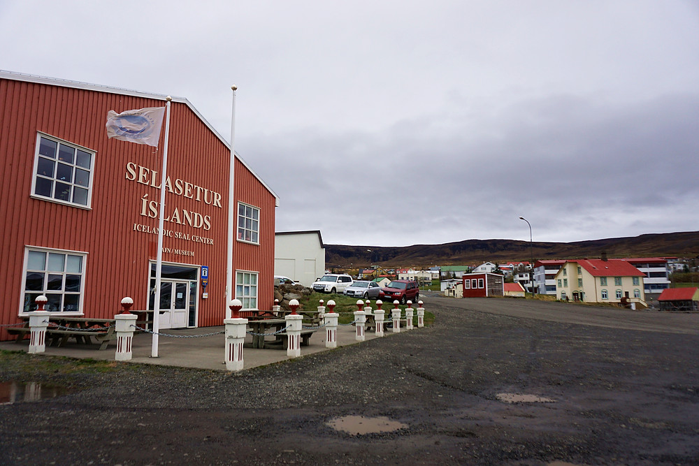 Selasetur Islands, an Icelandic Seal Center museum.