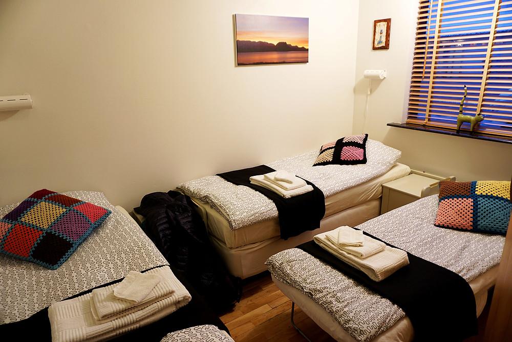Bedroom B.
