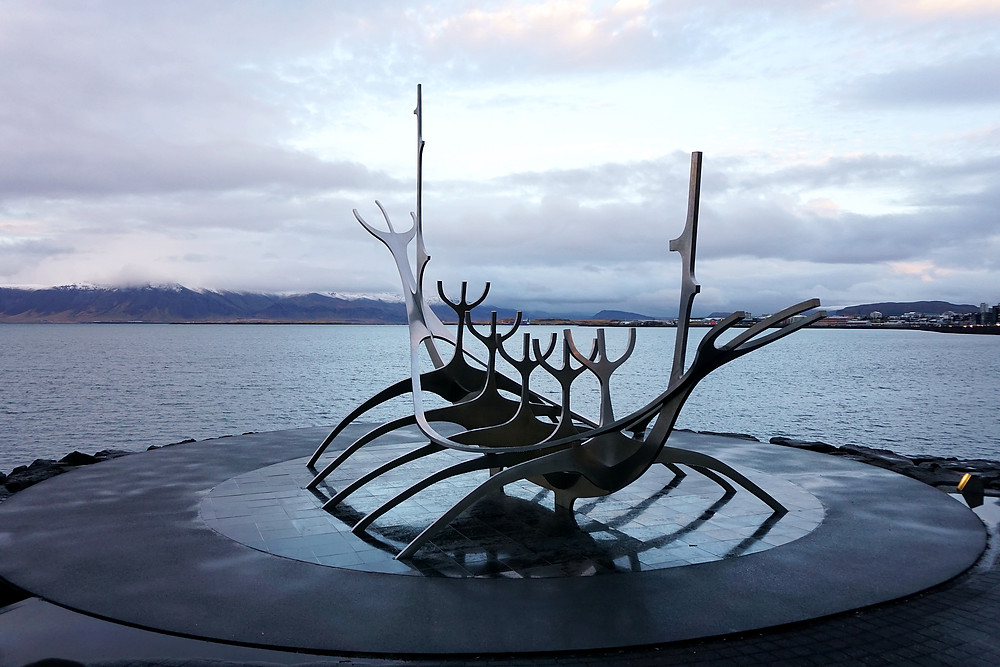 The Sun Voyager.