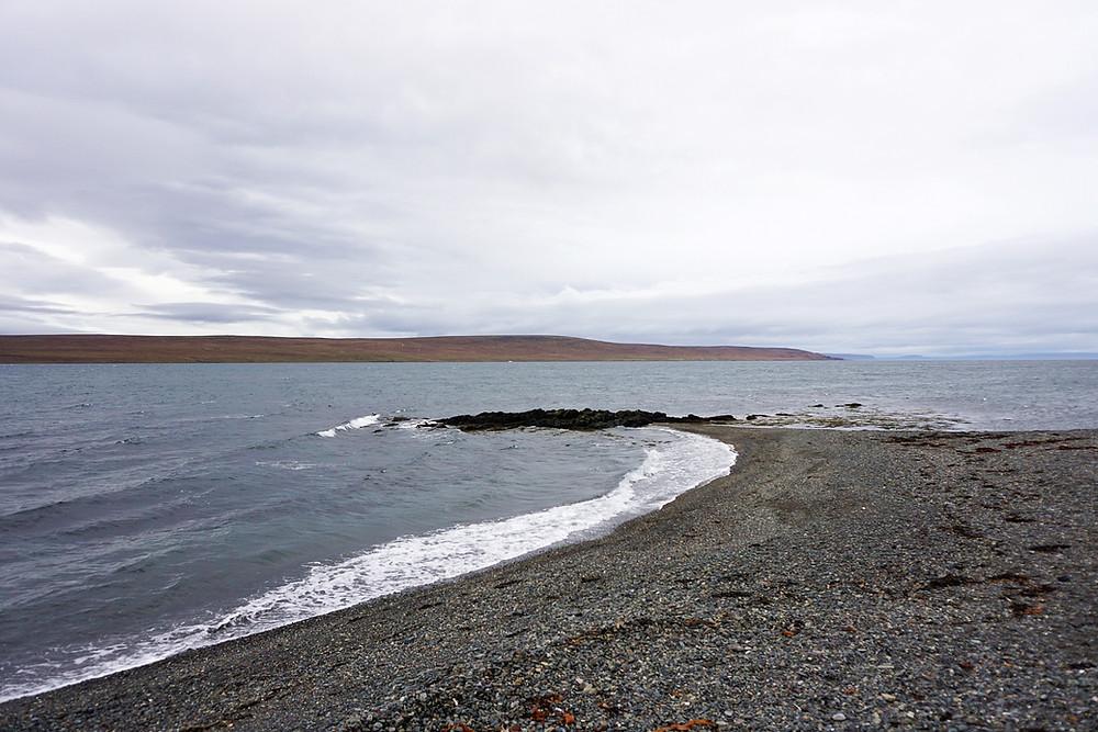 Small fjord of Miðfjörður.