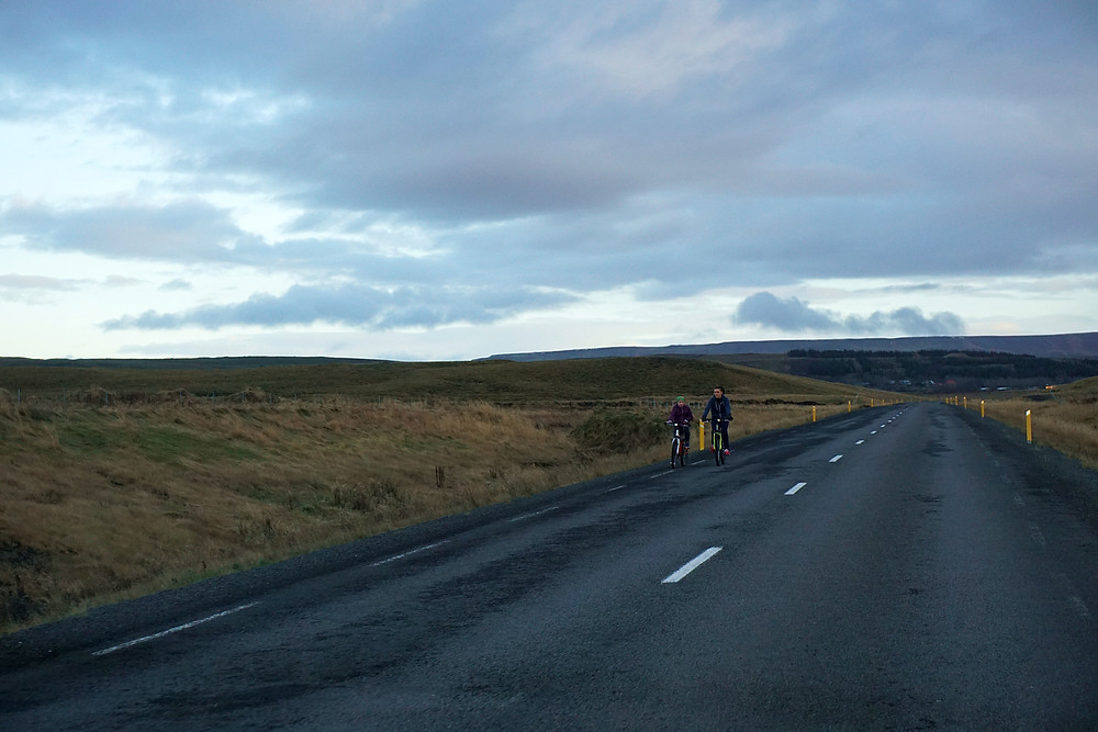 Next time should try cycling the ring road in Iceland.