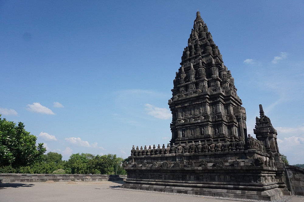 Another view on Vahana temples