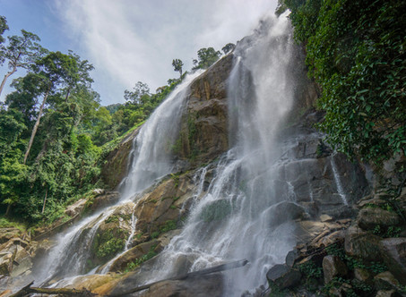 秘境 - Lata Puteh Waterfall