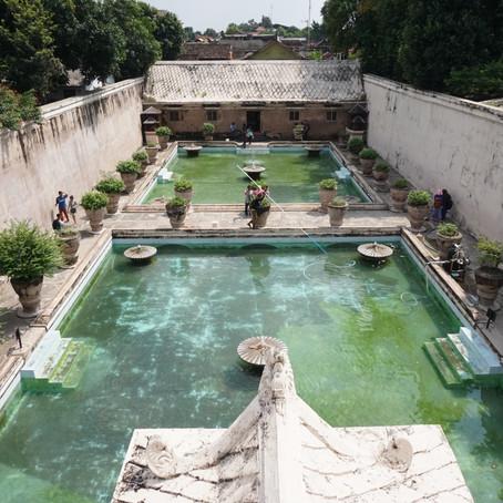Yogyakarta Water Castle