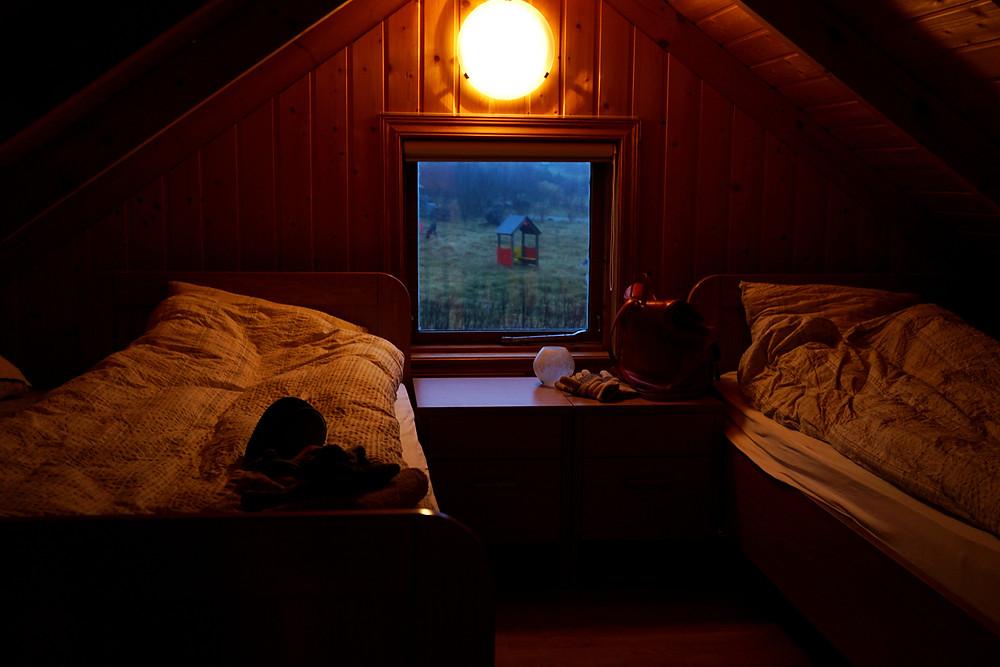 Bedroom C.