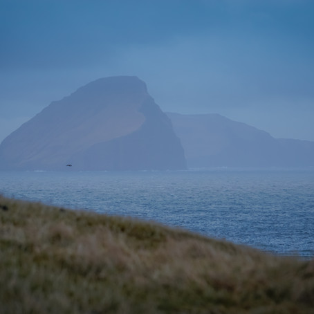 A Refreshing Morning in Miðvágur