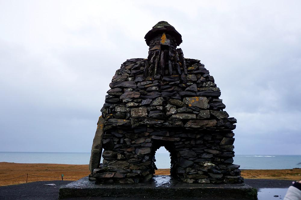 The status of Bárður Snæfellsás.