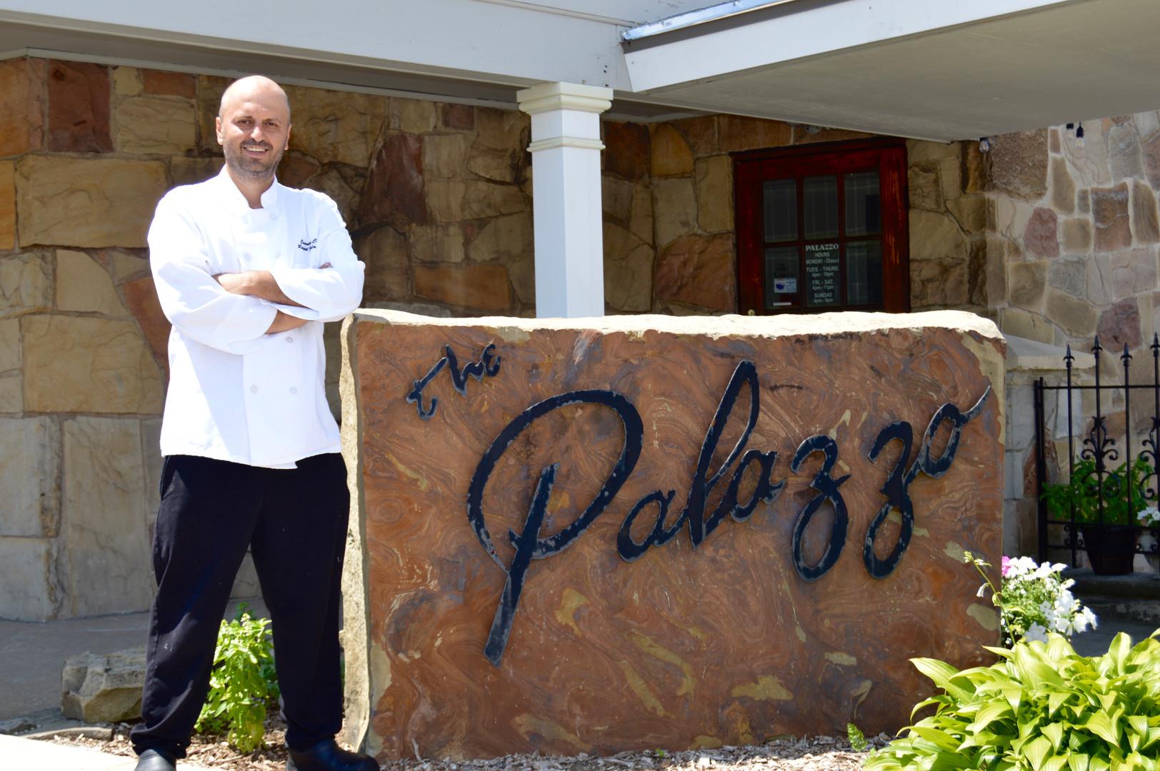 Owner Chef Rafael
