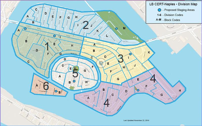 Divisions and Block Map Screen Shot 1204