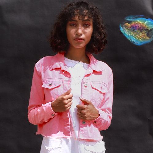 Dawn - Peach Jacket