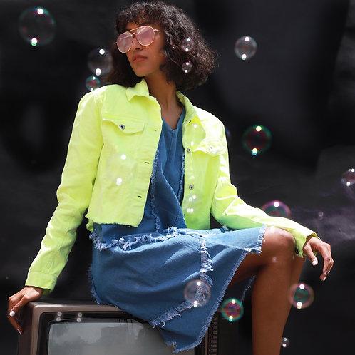 Dawn - Green Jacket