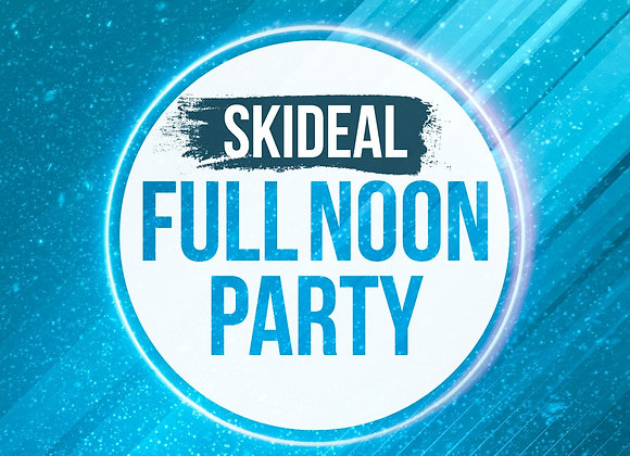 SKIDEAL FULL NOON PARTY 2021