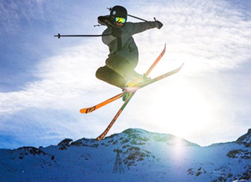 שכירת ציוד סקי/ סנובורד 69€