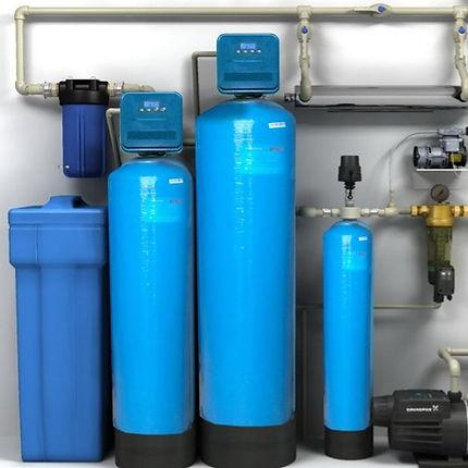 забор анализа воды подбор фильтров установка подключении фильтров водоснабжение водоочистка канализация отопление газ в дом теплогазком