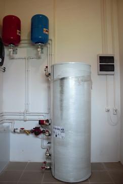 Бойлер косвенного нагрева нужен для приготовления горячей воды.