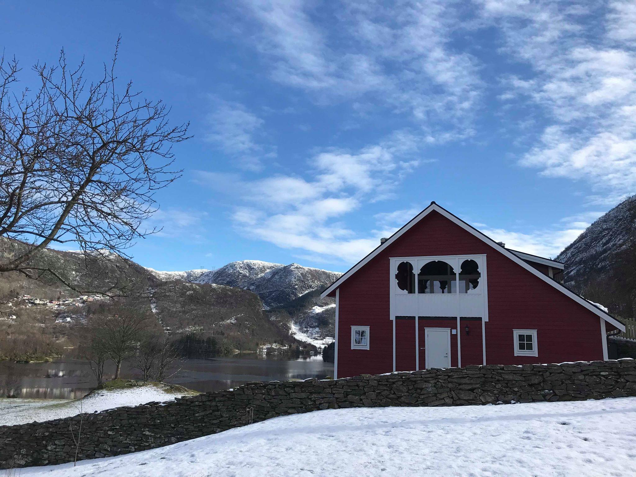 Gård med selskapslokale Bergen