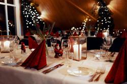 Julebord på Øvre-Eide Gård i Bergen