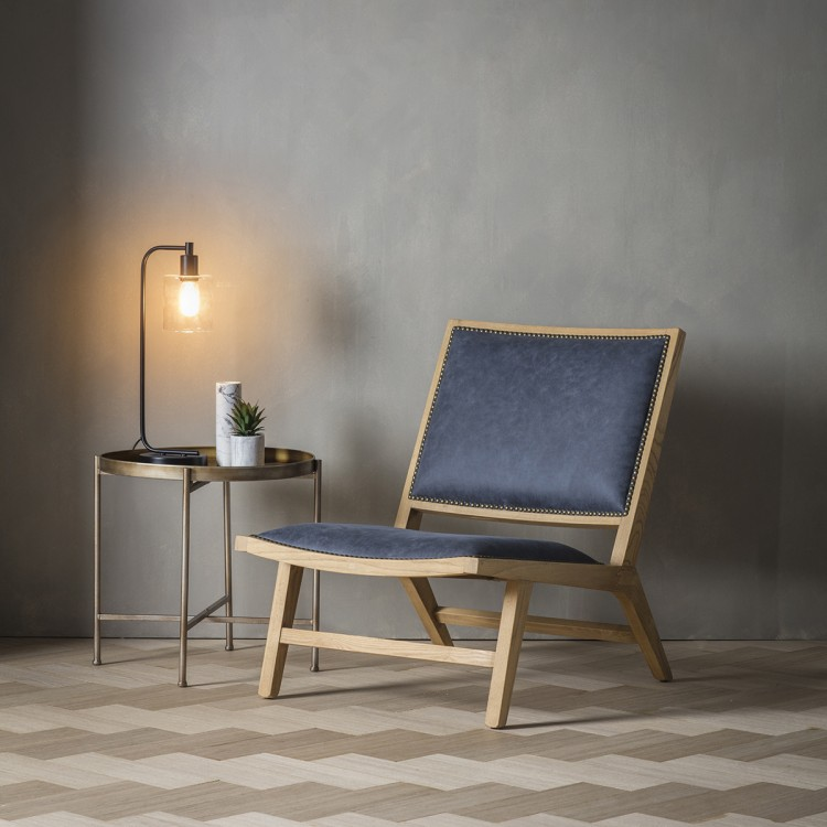 Carnaby Chair Blue