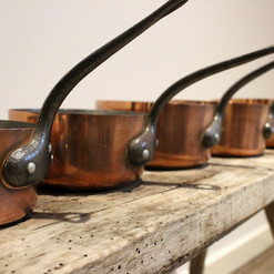 Copper Pans