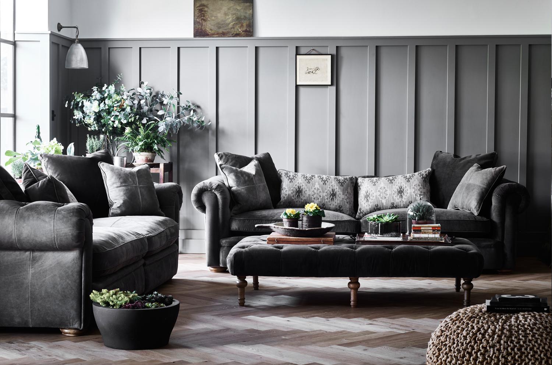 Retire Sofa Collection