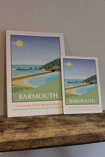 Exclusive Barmouth Posters