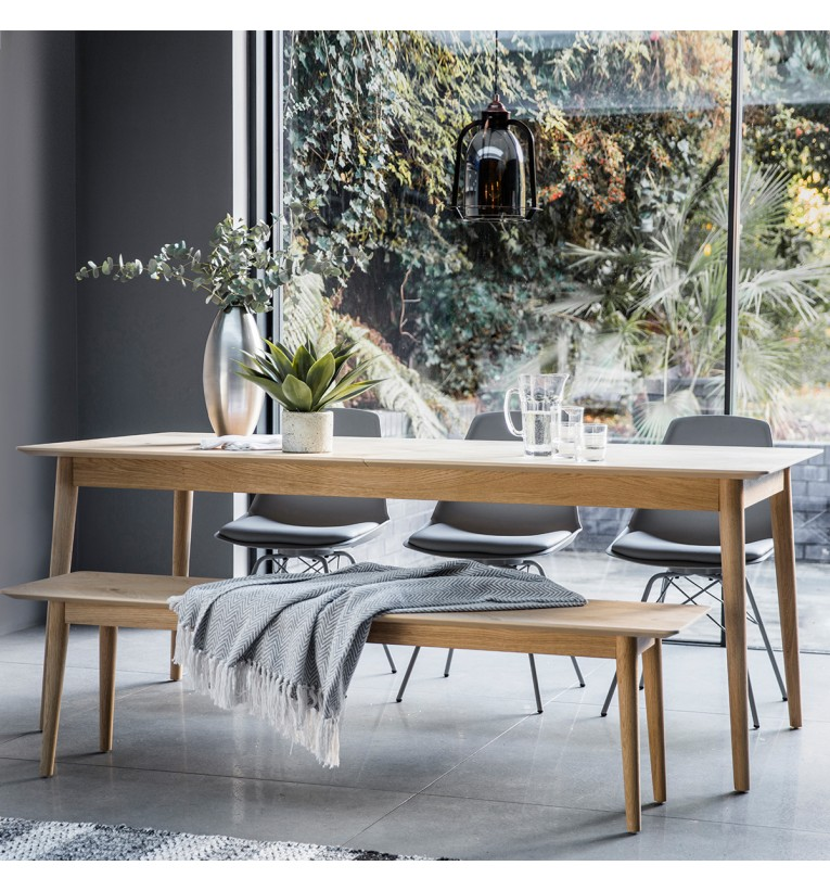 Roma Extending Dining Table