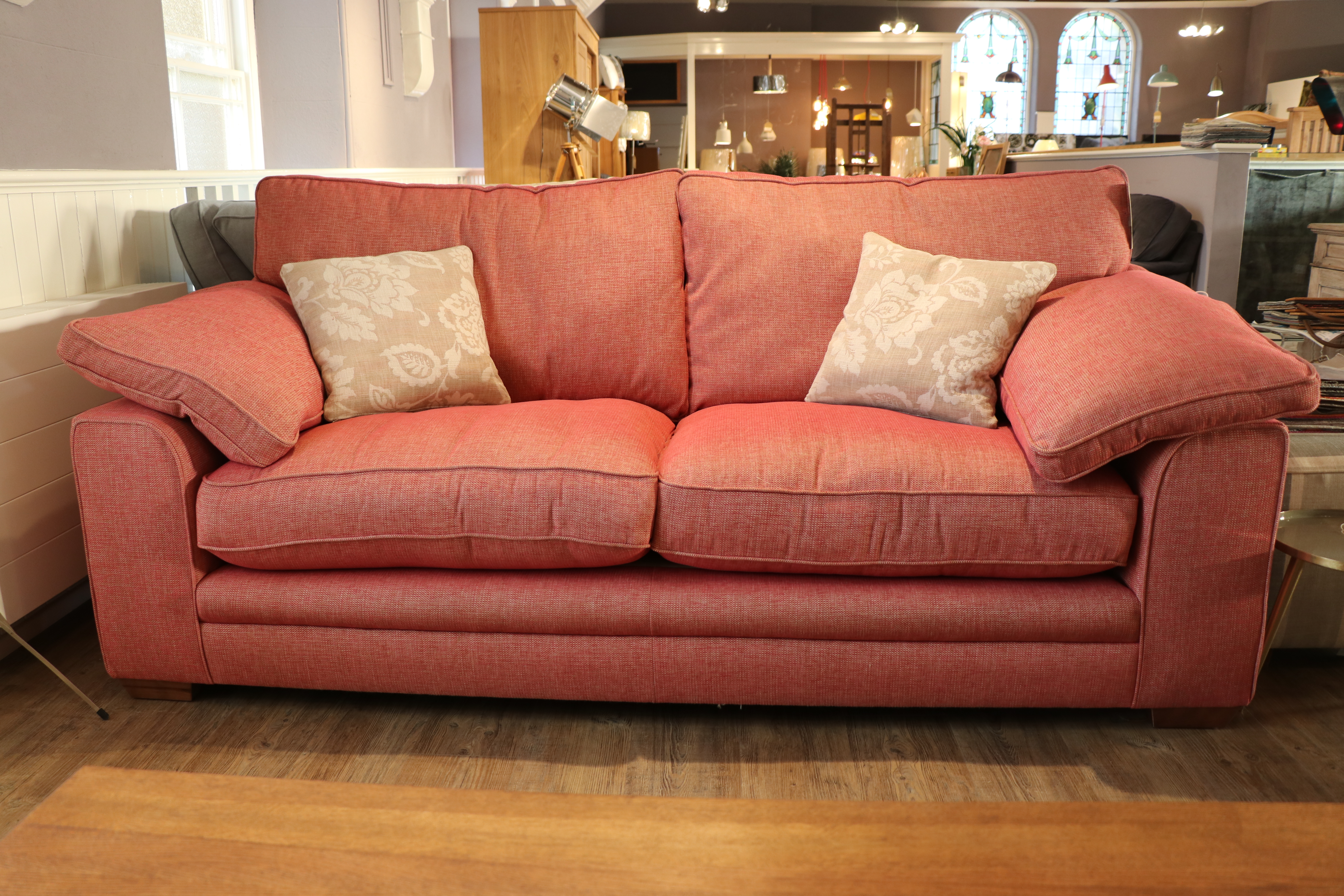 Marcy Sofa in Store
