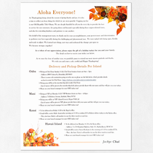 Company Email Flyer