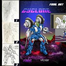 Robotech Cyclone