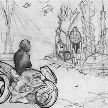 Concept City: Sketch