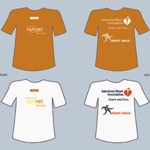 Event Participant T-shirt.