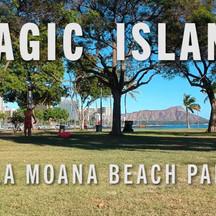 Magic Island Drone Video