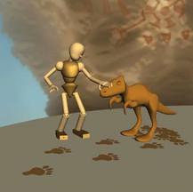 Caveman Animation Exercise