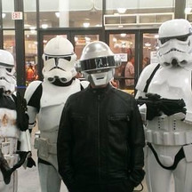 Photo Op with the 501st Unit Hawaii Chapter